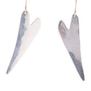 Robert Lee Morris Andy Warhol Quote Earrings